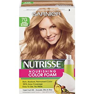 garnier nutrisse nourishing color foam dark