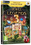 Jewel Legends Triple Pack 3 (PC DVD)