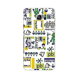 Garmor Designer Plastic Back Cover For Samsung Galaxy Note 5 N920