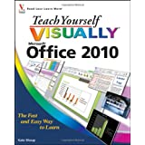 Teach Yourself VISUALLY Office 2010 (Teach Yourself VISUALLY (Tech)) ~ Kate Shoup