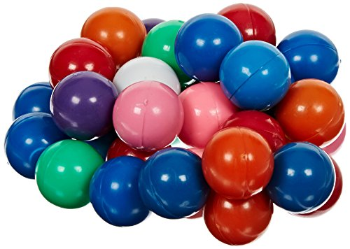 Colored Marbles For Probability Lesson : Delta education plastic coated magnetic marble