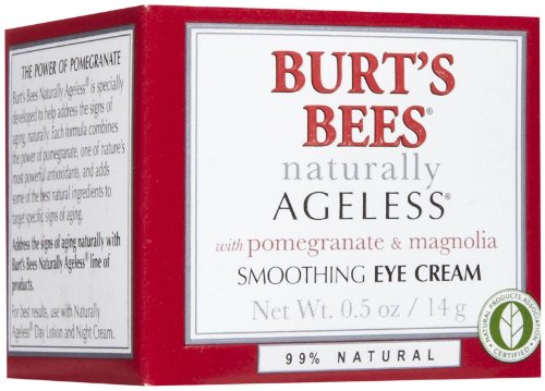 Lightweight eye cream packed with antioxidant-rich pomegrana