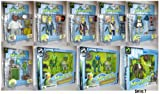 The Muppet Show Palisades Figure Collection Set MOSC MISB (Near Complete)