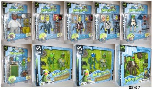 "Palisades Toys Muppet show Series 7 Captain Abraham Smollet 6/"" Figure"