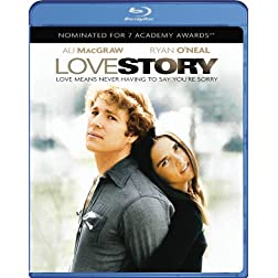 Love Story [Blu-ray]