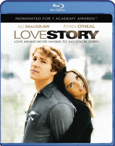 Cover art for  Love Story [Blu-ray]
