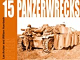 Panzerwrecks 15 - German Armour 1944-45