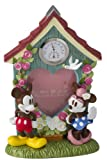 Temperature and humidity meter House Mickey & Minnie type (Disney) KD-581 (japan import)