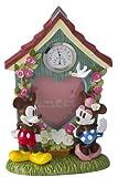 温湿度計ハウス型 ミッキー&ミニー (ディズニー) KD-581
