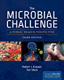 img - for The Microbial Challenge book / textbook / text book