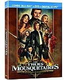 The Three Musketeers (Bilingue) [Blu-ray + DVD + Digital Copy]