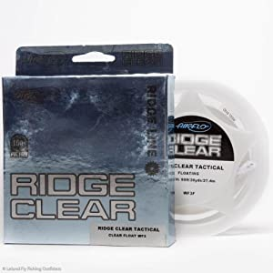 Airflo Ridge Clear Floating Fly Line by Airflo