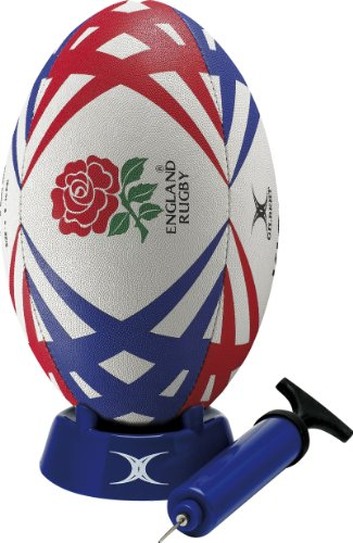 GILBERT England Rugby Starter Pack