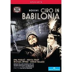 Rossini: Ciro Di Babilonia