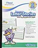 Mead Letter Stories - Lower Case Letters, 10 x 8 Inches, 45 Pages(48046)