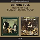 Heavy Horses / Songs From The Wood by JETHRO TULL (2011-05-04)