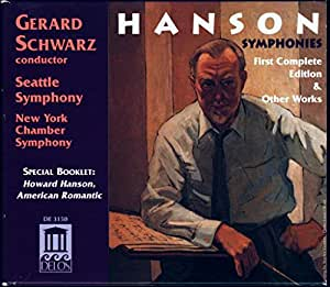 Hanson: Orch Works