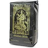 Valhalla Java Whole Bean, by Death Wish Coffee, Fair Trade, Organic Coffee Beans, 12 ounce Bag
