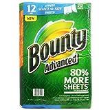 Bounty バウンティ ペーパータオル(キッチンタオル) ダブル 117シートx12巻