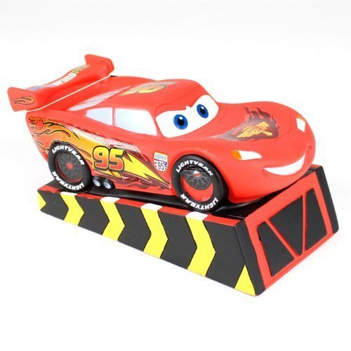 Disney Pixar Cars Plastic Bank - 1