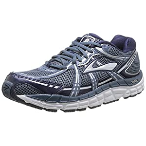 Brooks Addiction 11: Brooks Men's Running Shoes Storm/Peacoat/Silver