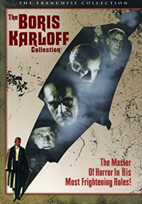 The Boris Karloff Collection (Tower of London / The Black Castle / The Climax / The Strange Door / Night Key)