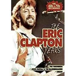 Clapton, Eric - The Eric Clapton Years
