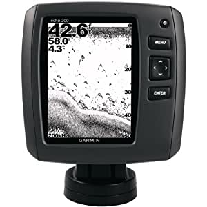 Garmin echo 200 fishfinder cell phones for Phone fish finder