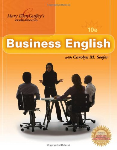 Business English (with MEGUFFEY.COM Printed Access Card)