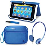 VTech InnoTab MAX Headphones and Carrying Case Bundle - Blue