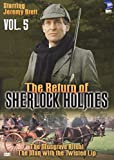 The Return of Sherlock Holmes, Vol. 5 - The Musgrave Ritual & The Man with the Twisted Lip