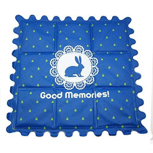 Alfie Pet By Petoga Couture - Animal Joy Pet Cooling Mat - Rabbit front-828921