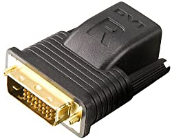 ATEN CAT5 DVI Extender up to 60 Feet VE066 (Black)