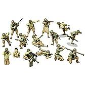 タミヤ 1/48 MMシリーズ WWIIアメリカ歩兵GIセット