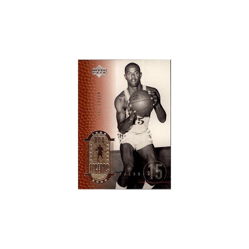 2000 Upper Deck Hal Greer NBA Legends 76ers # 11