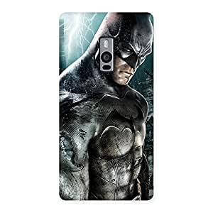 Special Premier Knight Force Multicolor Back Case Cover for OnePlus Two