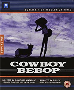Cowboy Bebop Collectors Edition Part 2 [Blu-ray]