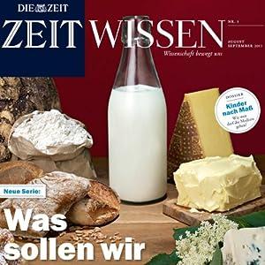 ZeitWissen: August/September 2011 Audiomagazin