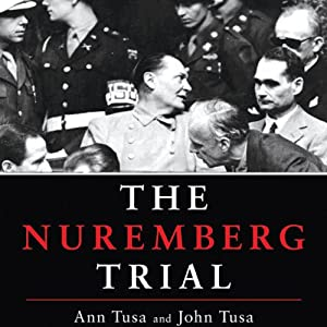 The Nuremberg Trial Hörbuch