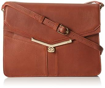 Botkier NY Valentina shoulder Bag,Brandy,One Size