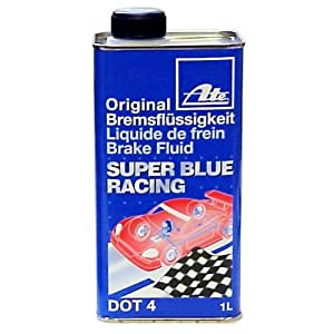 ATE Super Blue Brake Fluid (1 Liter)