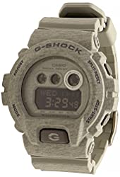 Casio G-Shock Heathered Series Grey Digital Dial Quartz Men's Watch GDX6900HT-8
