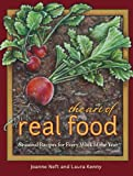 img - for The Art of Real Food book / textbook / text book