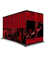 Praxis: A paranormal romance/urban fantasy thriller (Blood Magic Saga Collection) (English Edition)