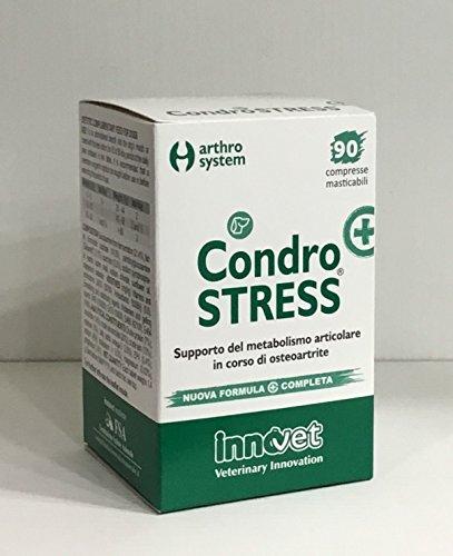 2X CONDROSTRESS 180 COMPRESSE PER CANI PROTEGGE LE ARTICOLAZIONI