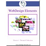 Flower 1 Web Design Elements - Templates, Logos and Photos ~ DR Management