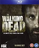 The Walking Dead - Season 1-3 [Blu-ray] [2010]