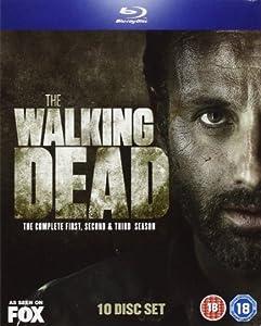 The Walking Dead - Season 1-3 [Blu-ray] [2010]