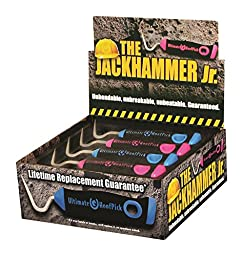 027127 The Jackhammer Ultimate Hoof Pick Jr Display Assorted, 6.5X1X.75\