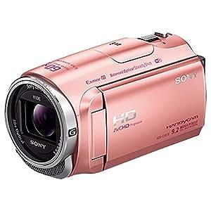 SONY HDビデオカメラ Handycam HDR-CX670 ピンク 光学30倍 HDR-CX670-P